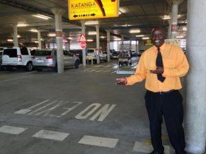 cape town airport parking