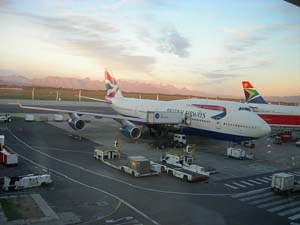 Cape Town Flights