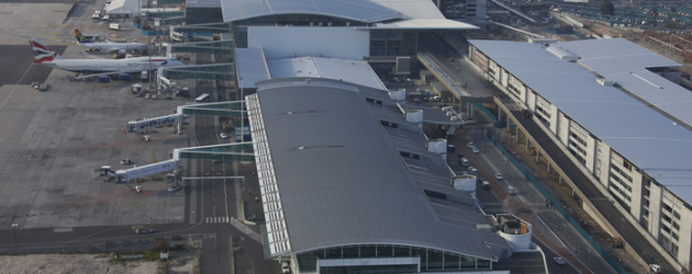 Cape Town Airport Terminal
