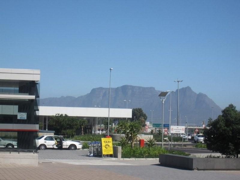 Cape Town Airport Directions