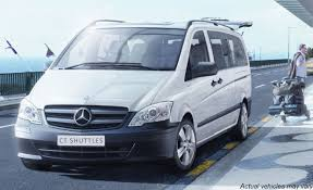 cape town airport shuttle