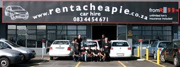 Car Hire Cape Town International