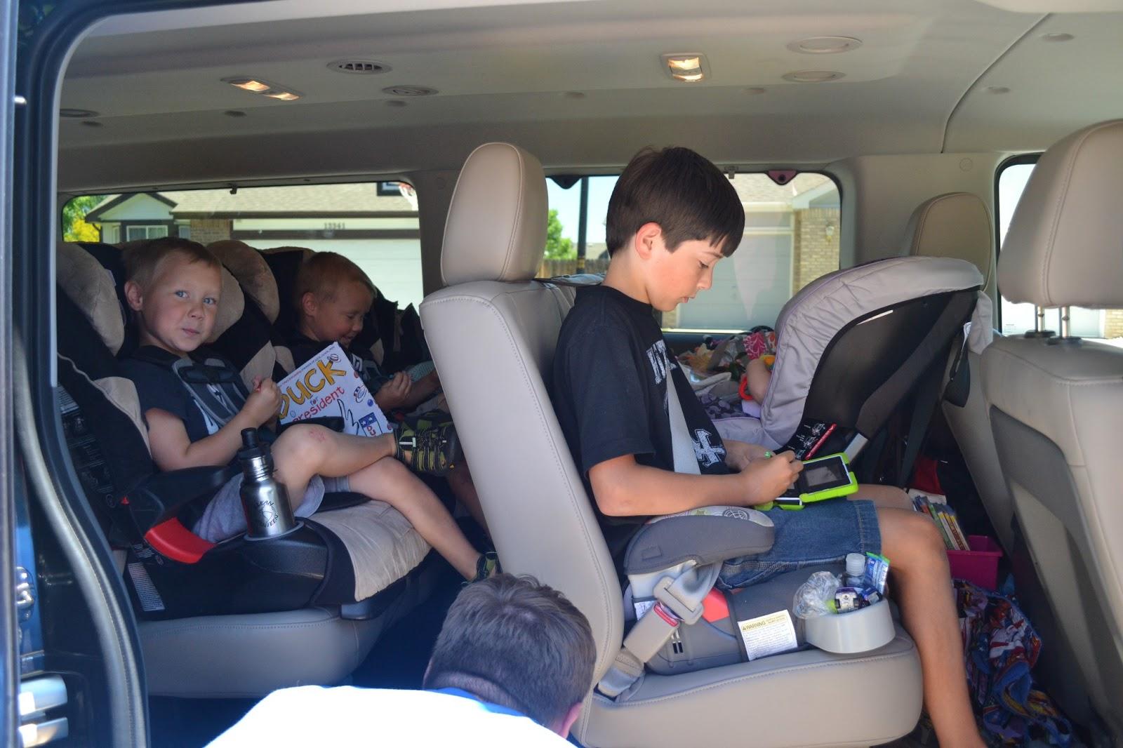Do Car Rental Companies Have Car Seats
