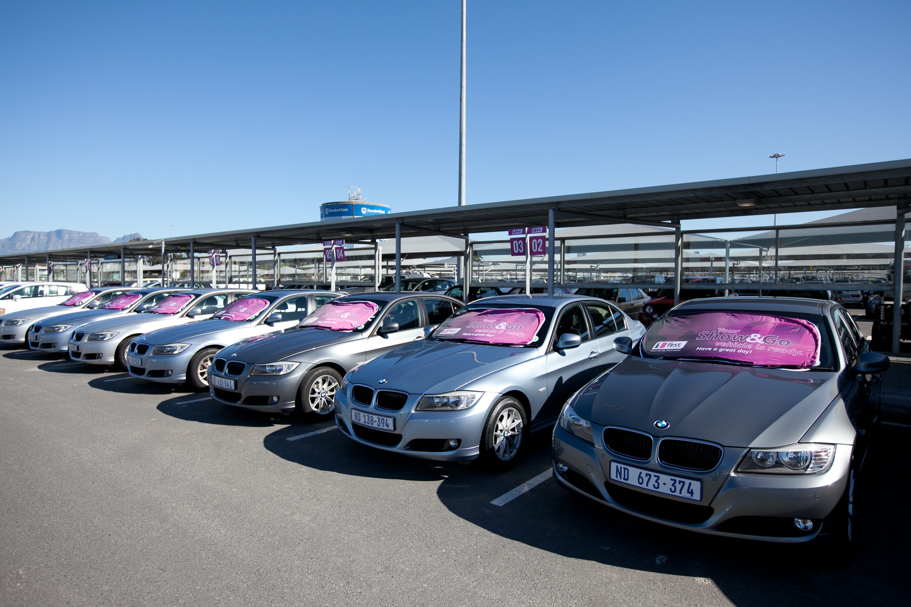 Budget Car Hire Port Elizabeth Airport