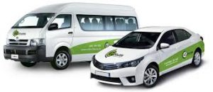 shuttle service from cape town airport