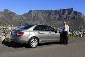 Luxury Car Hire at Cape Town Airport