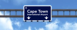 transport from cape town airport