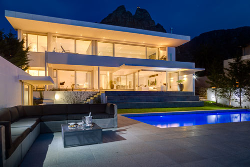 Villas in Cape Town