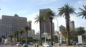 car hire Cape Town city centre