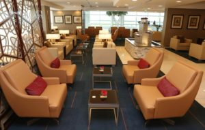 Emirates lounge cape town international airport