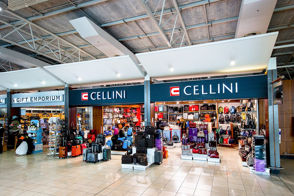 low cost de93d cf495 Cape Town International Airport Store Directory