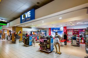 cape town airport terminal shops travel services