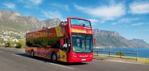cape town sightseeing bus transport
