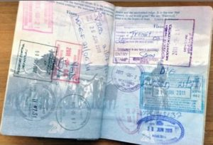 visa requiremnets for south africa